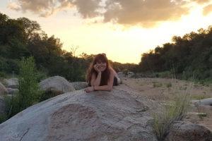 corina guide training outdoors
