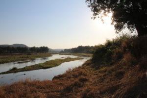 Luvuvhu river makuleke