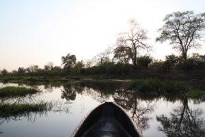 britta safari mokoro botswana