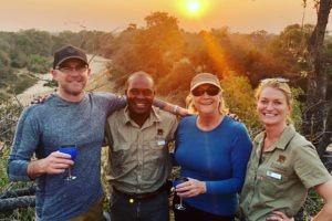 best safari group photo