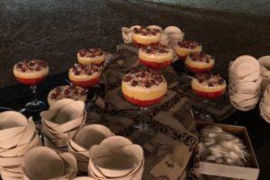 tour de tuli dessert