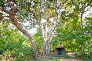 Ecotraining Mashatu Tent wide angle