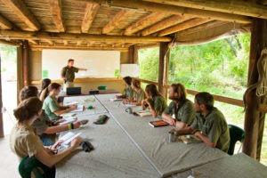 EcoTraining Karongwe Theory Lesson