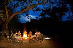 EcoTraining Karongwe Camp Fire