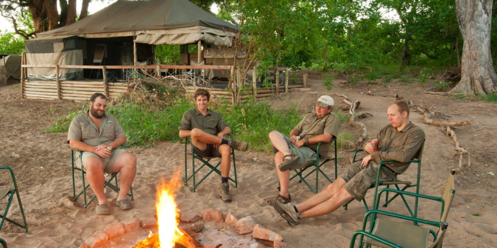 Ecotraining Campfire