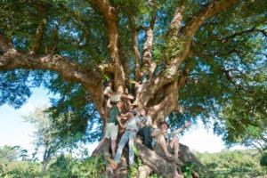 Ecotraining Selati Students