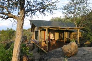 Erongo Wilderness Tent