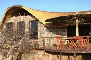 Etambura Camp Main Buildung 1
