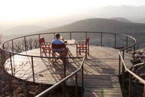 Etambura Camp View