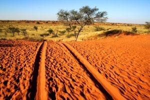 Kalahari Anib Lodge Dunes