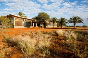Kalahari Anib Lodge Exterior