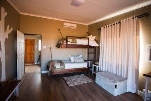 Kalahari Anib Lodge Family Room