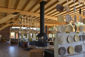 Kalahari Anib Lodge Restaurant