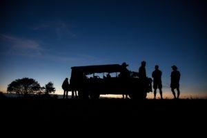 Kenya Borana Nightdrive