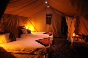 Mobile safari botswana internal camping