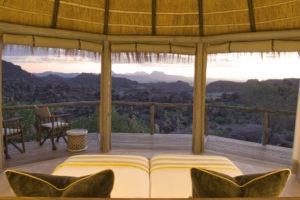 Mowani Mountain Camp Room Interior