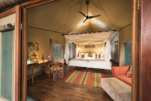 Ongava Tented Camp Room2