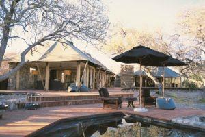 Onguma Tented Camp Pool Main Area