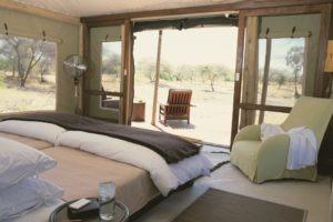 Onguma Tented Camp Tent Interior 2