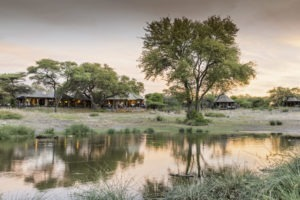 Onguma Tented Camp Watering Hole