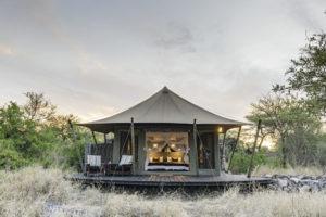 Onguma Tented Camp Exterior