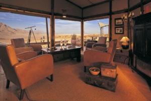 Wolwedans Dune Lodge Lounge Area 1