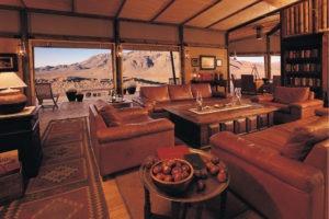 Wolwedans Dune Lodge Lounge Area 2