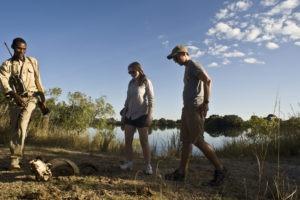 busanga kafue Mukambi Safari Lodge Walking Safari 2