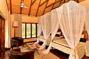 gorges loge vicfalls bedroom