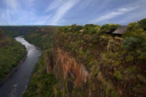 gorges loge vicfalls gorge