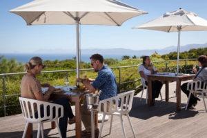 grootbos dining deck