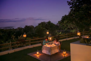 ilala lodge vicfalls dining