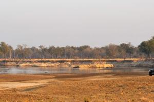 kaingo camp luangwa scenery