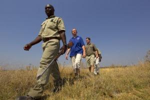 kanana guests walking