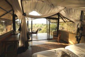 kavinga camp mana room view