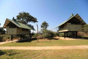 kavinga camp mana rooms view