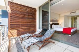 lawhill luxury bedroom outside
