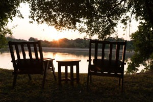 luambe camp chairs sunset
