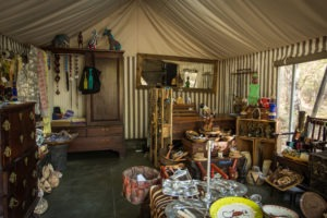 machaba camp curio shop
