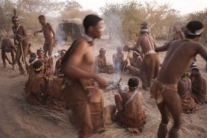 makgadikgadi salt plan bushmen cultural experience dancing