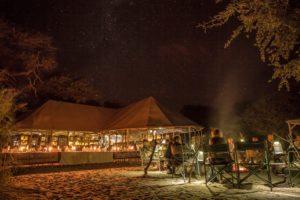 meno a kwena fireplace night