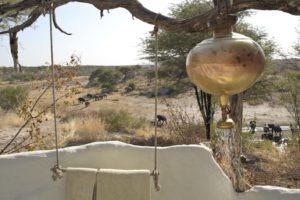 meno a kwena outdoor shower