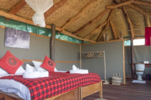musekese kafue chalet interior