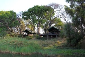 mutemwa lodge zambezi tents