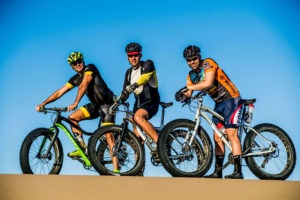 namibia fat bike group tour