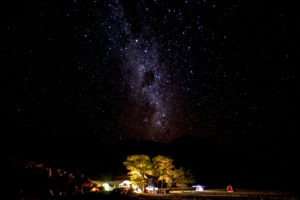 namibia fat bike under stars