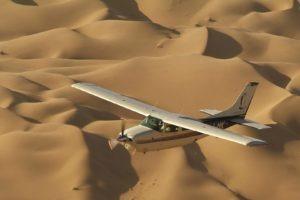 namibia flying safari sossusvlei