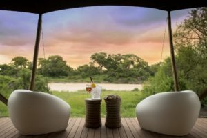 ngala tented camp drinks
