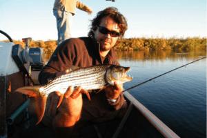 okavango delta botswana fishing catch