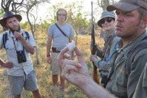 okavango delta bush skills training nature skills